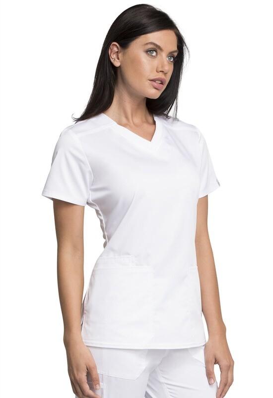 Casacca CHEROKEE REVOLUTION TECH WW770AB Colore White