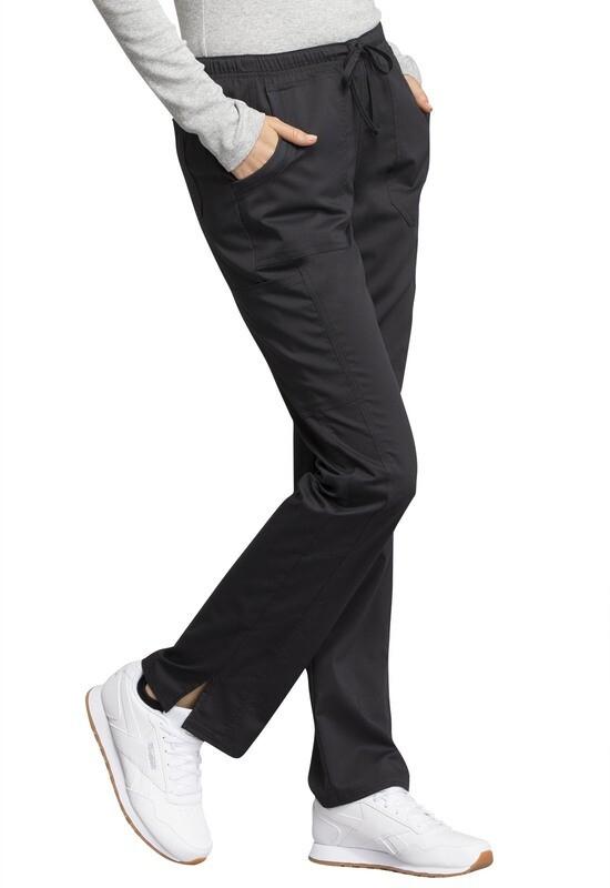 Pantalone CHEROKEE REVOLUTION TECH WW235AB Colore Black