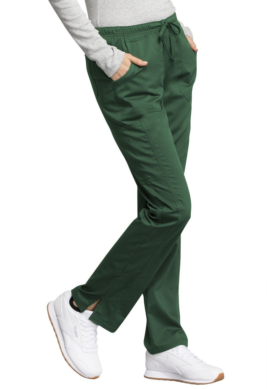 Pantalone CHEROKEE REVOLUTION TECH WW235AB Colore Hunter
