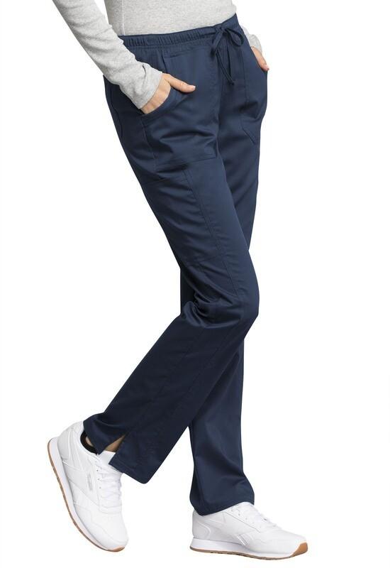 Pantalone CHEROKEE REVOLUTION TECH WW235AB Colore Navy