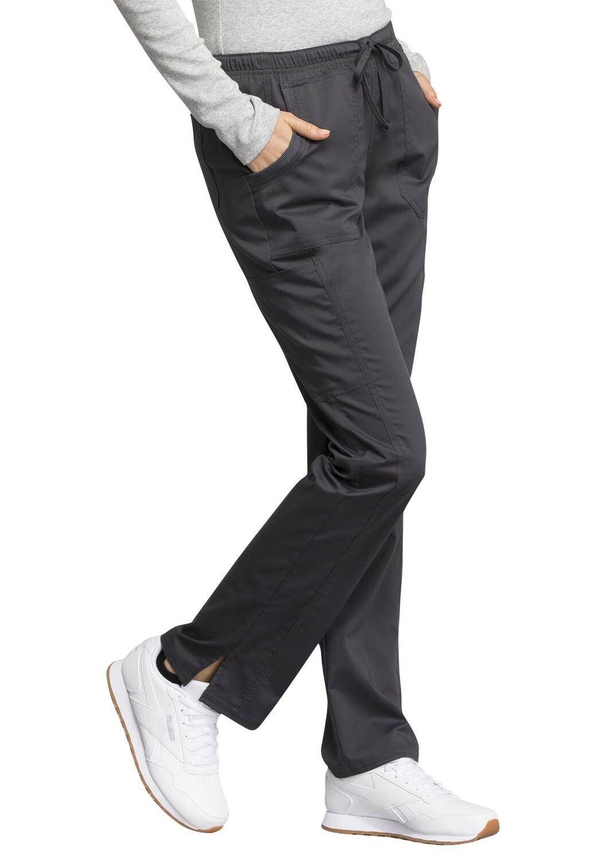 Pantalone CHEROKEE REVOLUTION TECH WW235AB Colore Pewter