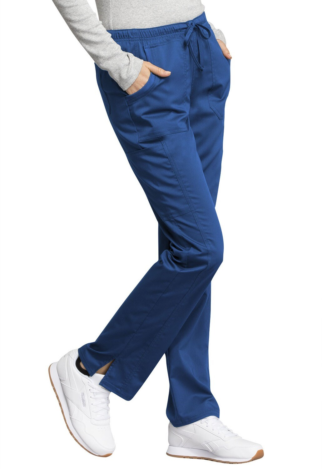 Pantalone CHEROKEE REVOLUTION TECH WW235AB Colore Royal