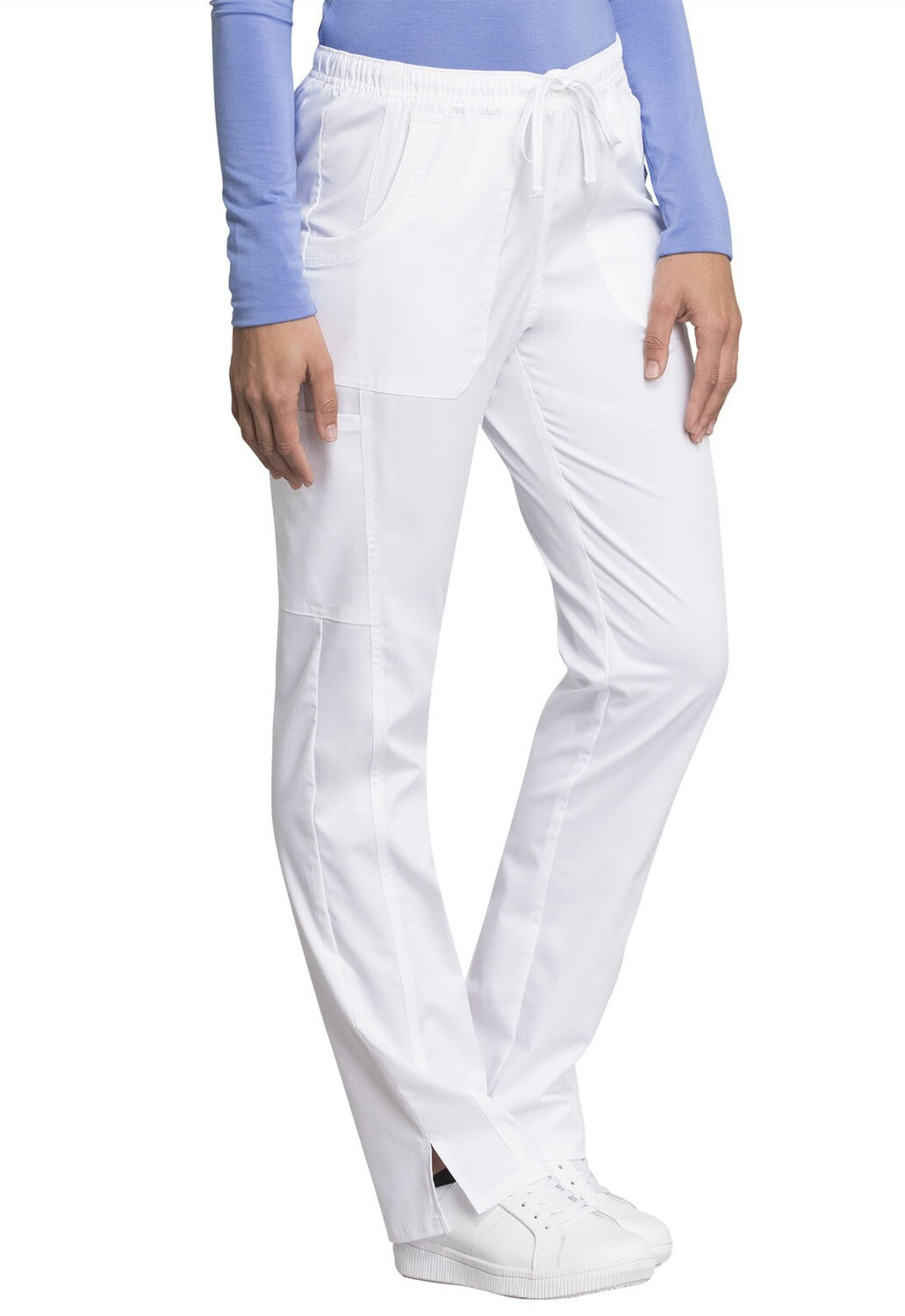 Pantalone CHEROKEE REVOLUTION TECH WW235AB Colore White