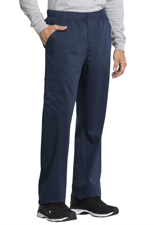 Pantalone CHEROKEE REVOLUTION TECH WW250AB Colore Navy