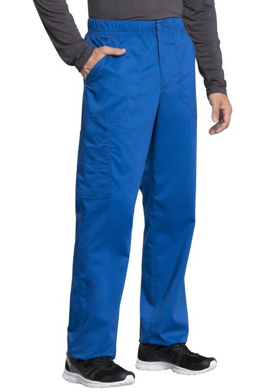 Pantalone CHEROKEE REVOLUTION TECH WW250AB Colore Royal
