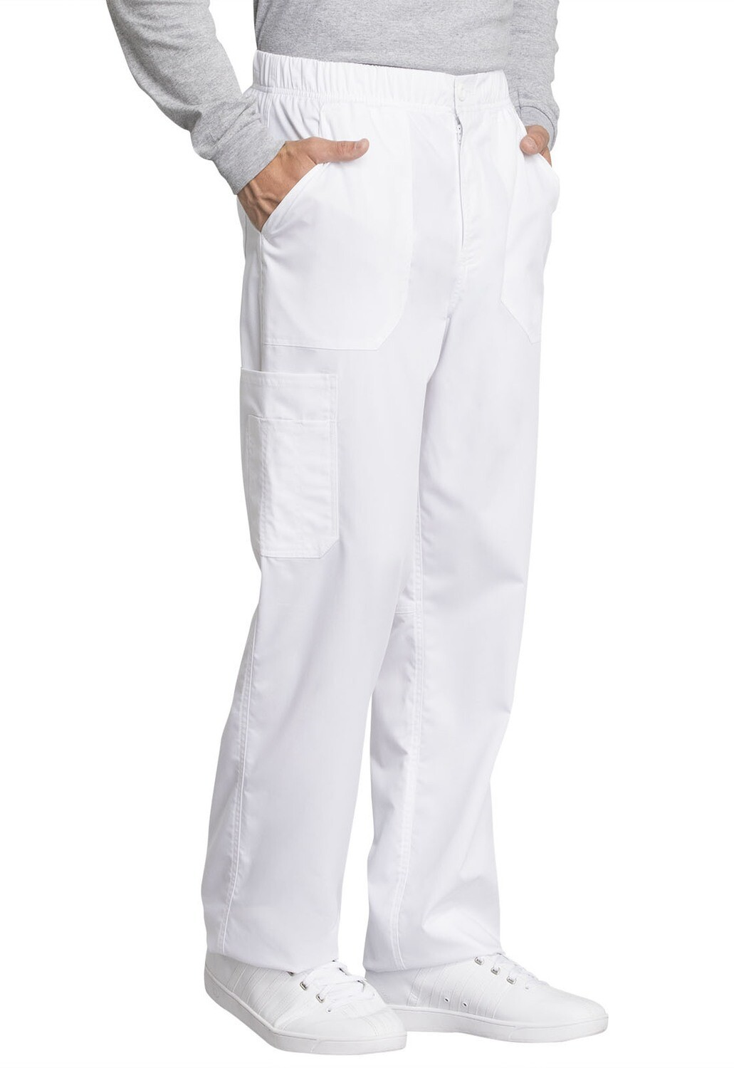Pantalone CHEROKEE REVOLUTION TECH WW250AB Colore White