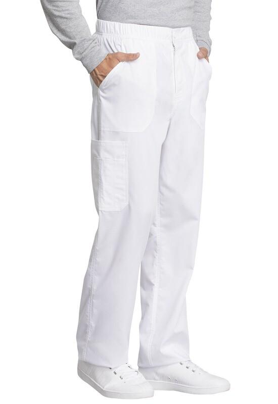 Pantalone CHEROKEE REVOLUTION TECH WW250AB Colore White