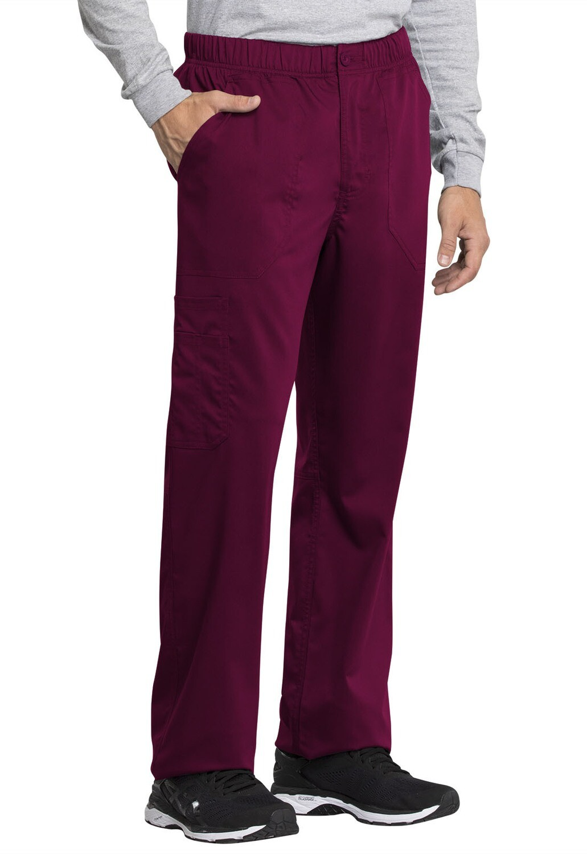 Pantalone CHEROKEE REVOLUTION TECH WW250AB Colore Wine