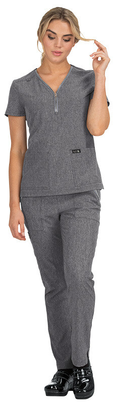 Casacca KOI BASICS MARIE Colore 122. Heather Grey