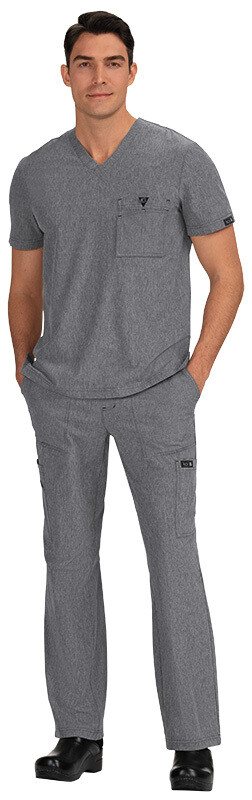 Casacca KOI BASICS BRYAN Colore 122. Heather Grey