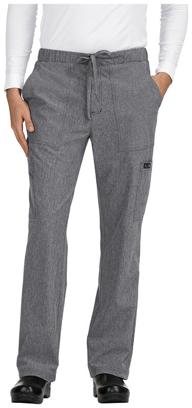 Pantalone KOI BASICS LUKE Uomo Colore 122. Heather Grey