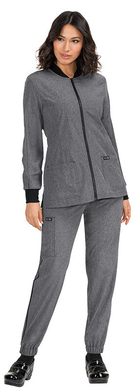 Giacca Donna KOI BASICS ANDREA Colore 122. Heather Grey