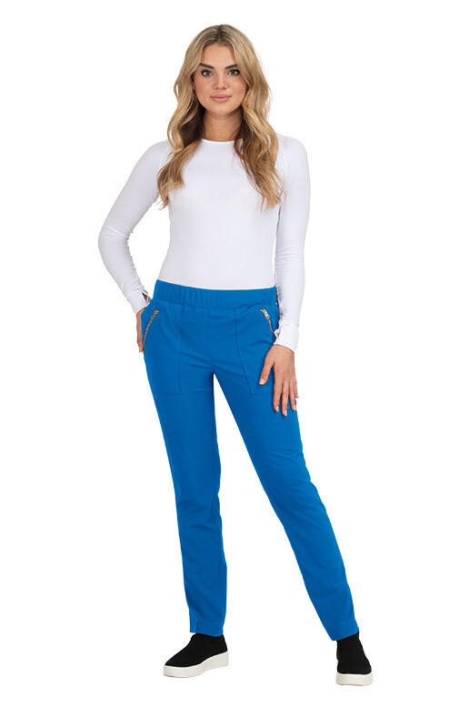 Pantalone KOI BASICS JANE Donna Colore 20. Royal Blue