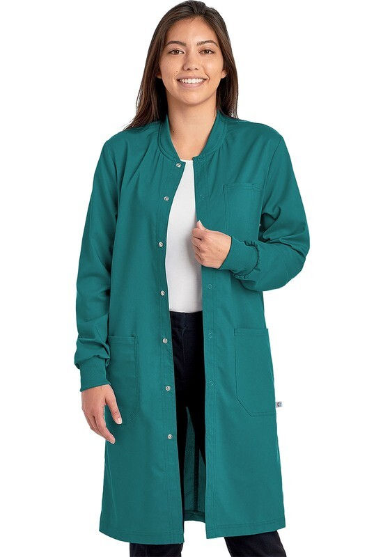 Camice Unisex CHEROKEE REVOLUTION WW350AB Colore Teal Blue