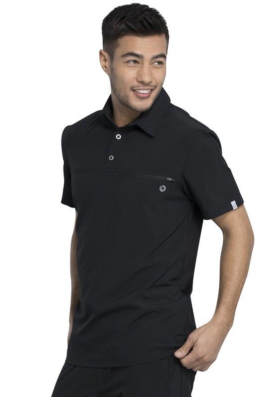 Polo CHEROKEE INFINITY CK825A Colore Black