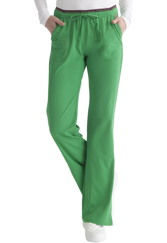 Pantalone HEARTSOUL 20110 Donna Colore Kelly Green