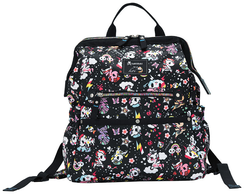 Accessori Koi Printed Medical Backpack