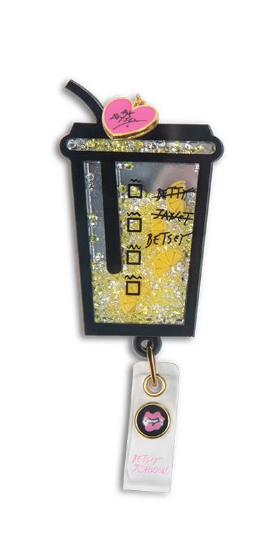 Accessori Koi Porta Badge Lemonade