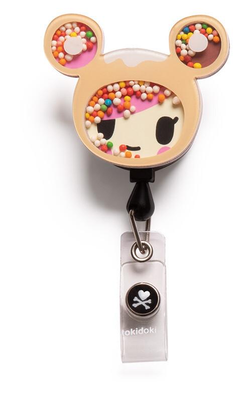 Accessori Koi Porta Badge tokidoki Donutella