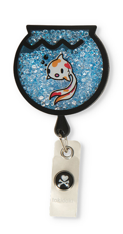 Accessori Koi Porta Badge Tokidoki koi Fish