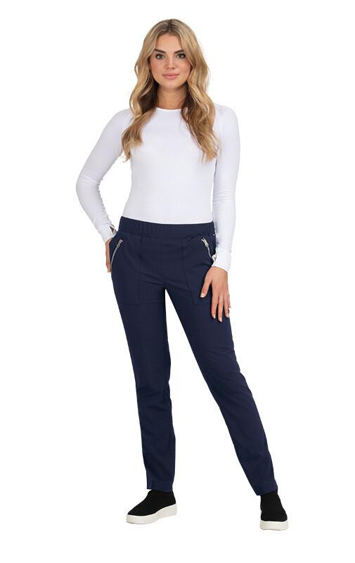 Pantalone KOI BASICS JANE Donna Colore 12. Navy