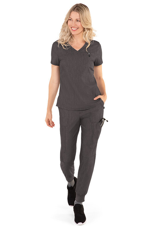 Casacca KOI BASICS READY TO WORK 122. Heather Grey
