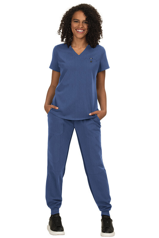 Casacca KOI BASICS READY TO WORK 133. Heather Navy