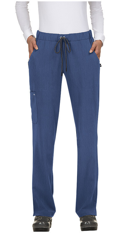 Pantalone KOI BASICS EVERYDAY HERO Donna Colore 133. Heather Navy