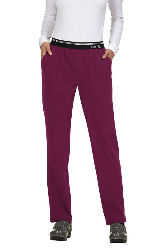 Pantalone KOI BASICS ON THE RUN Donna Colore 61. Wine