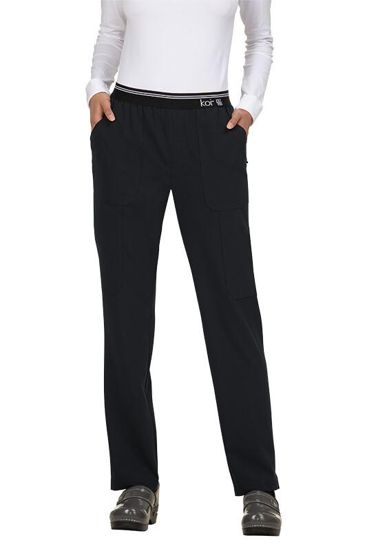 Pantalone KOI BASICS ON THE RUN Donna Colore 02. Black