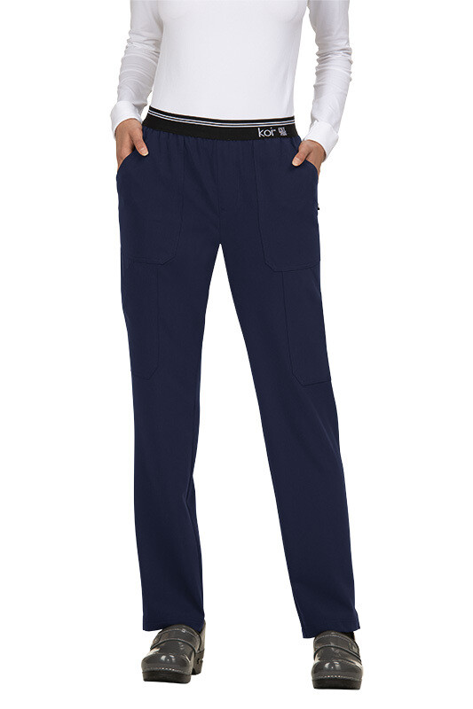 Pantalone KOI BASICS ON THE RUN Donna Colore 12. Navy