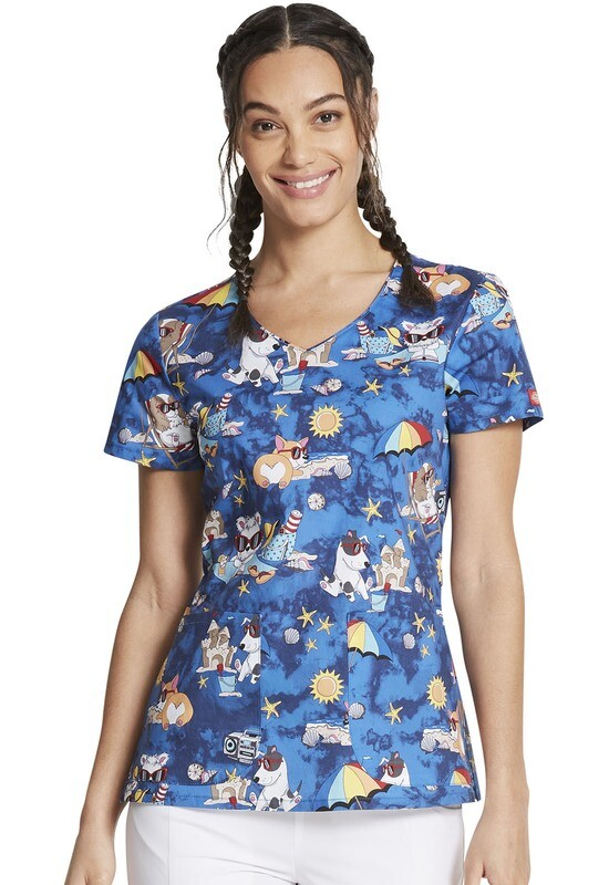 Casacca DICKIES PRINT DK700 Sun's Out Fun's Out