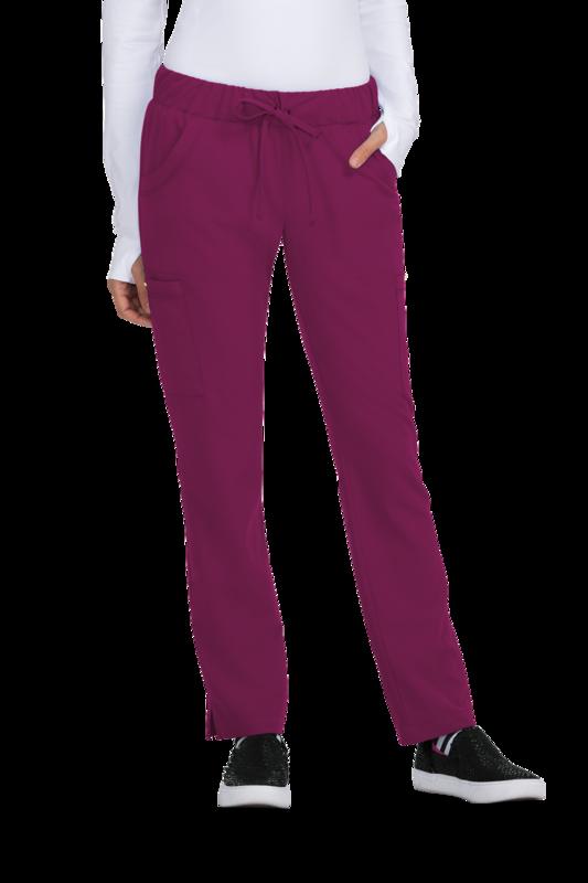 Pantalone KOI by Betsey Johnson BUTTERCUP Raspberry