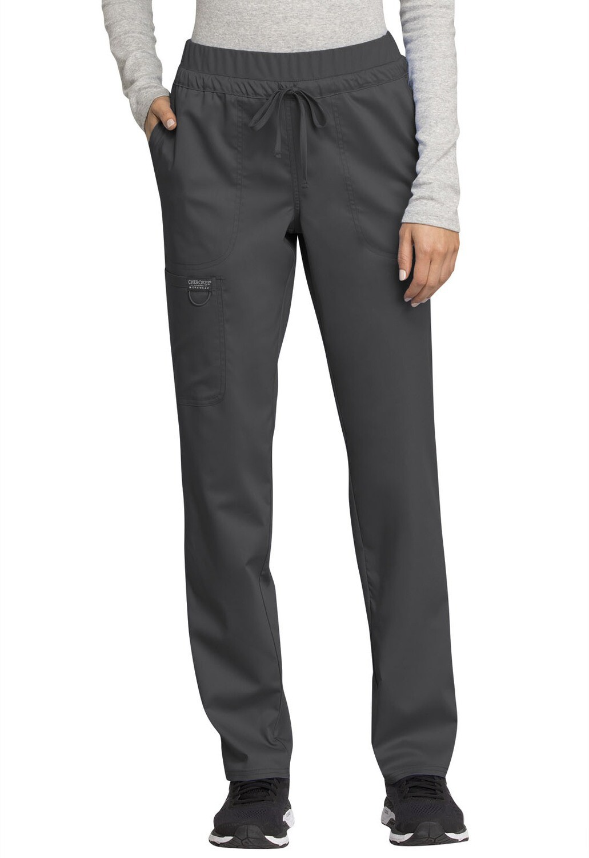 Pantalone CHEROKEE REVOLUTION WW105 Pewter