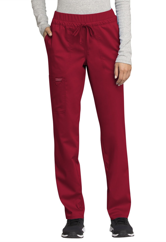 Pantalone CHEROKEE REVOLUTION WW105 Red