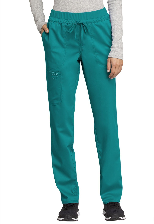 Pantalone CHEROKEE REVOLUTION WW105 Teal Blue