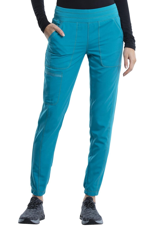 Pantalone CHEROKEE REVOLUTION WW011 Teal Blue