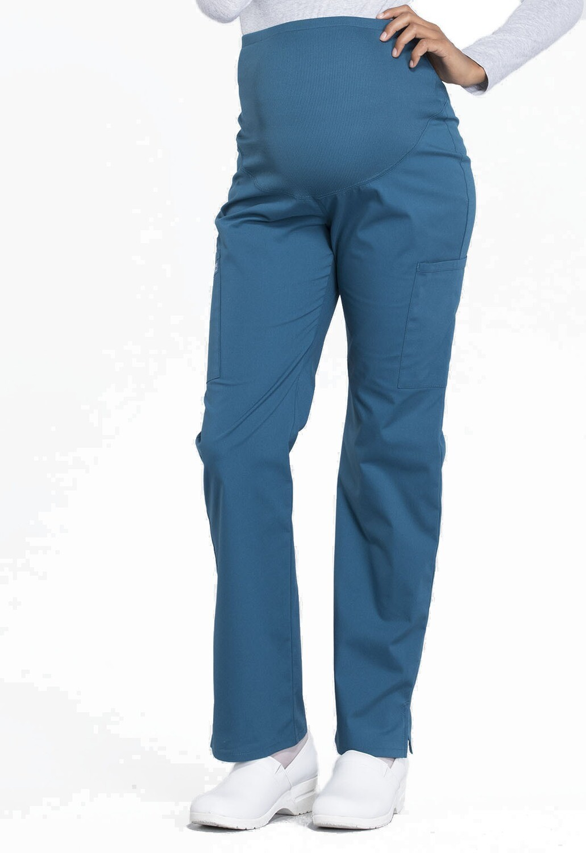 Pantalone MATERNITY per Donna Incinta WW220 Caribbean Blue