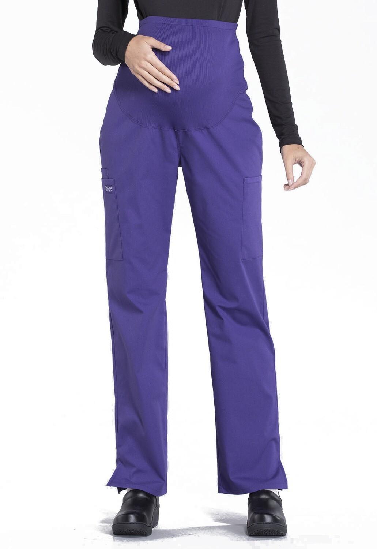 Pantalone MATERNITY per Donna Incinta WW220 Grape