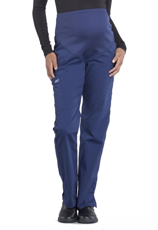 Pantalone MATERNITY per Donna Incinta WW220 Navy