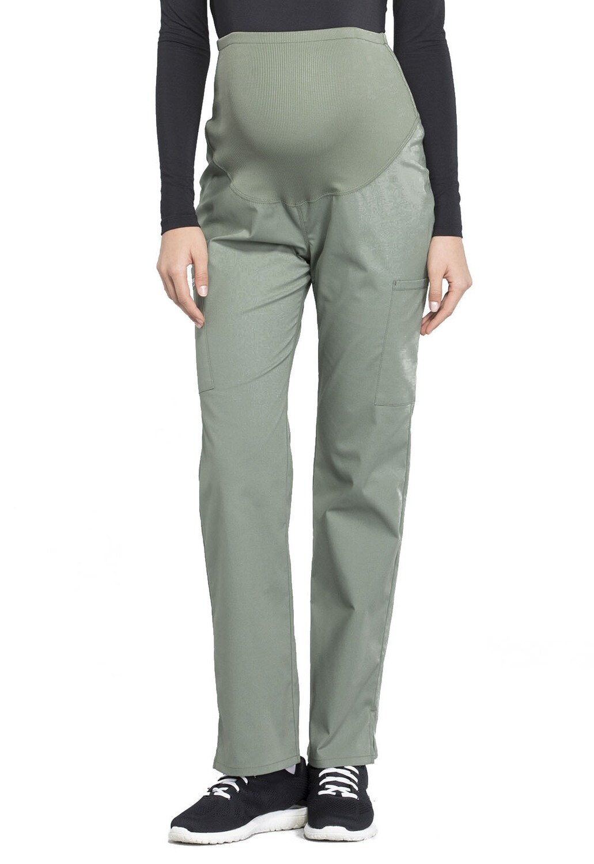 Pantalone MATERNITY per Donna Incinta WW220 Olive