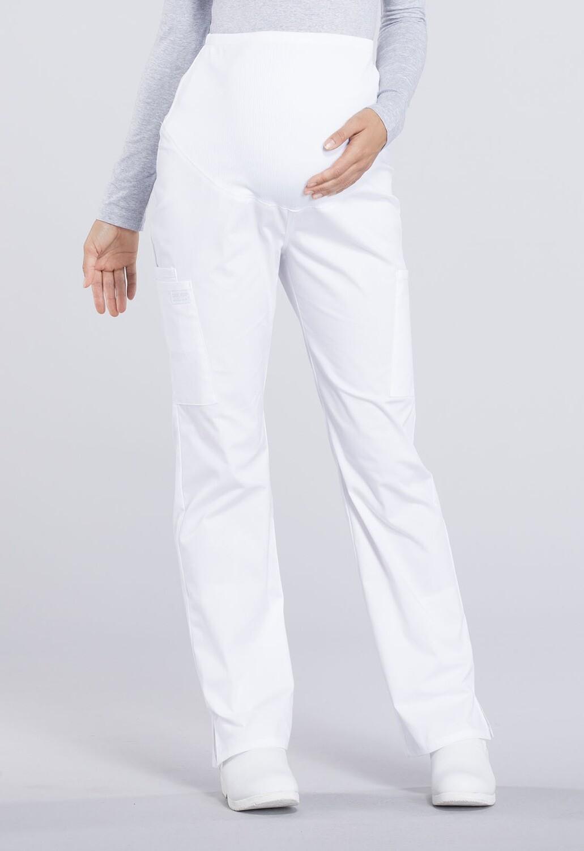 Pantalone MATERNITY per Donna Incinta WW220 White