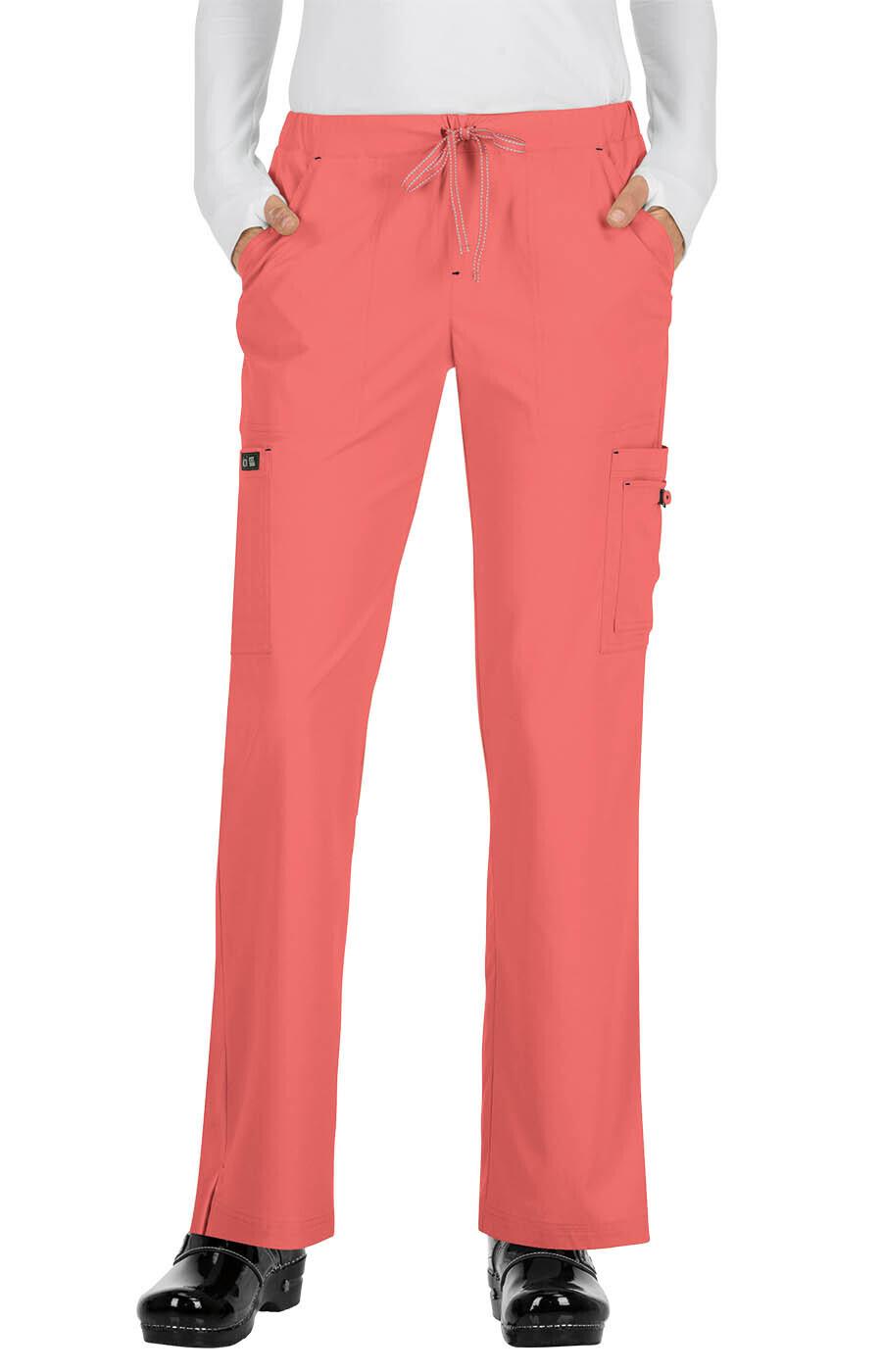 Pantalone KOI BASICS HOLLY Donna Colore 126. Coral