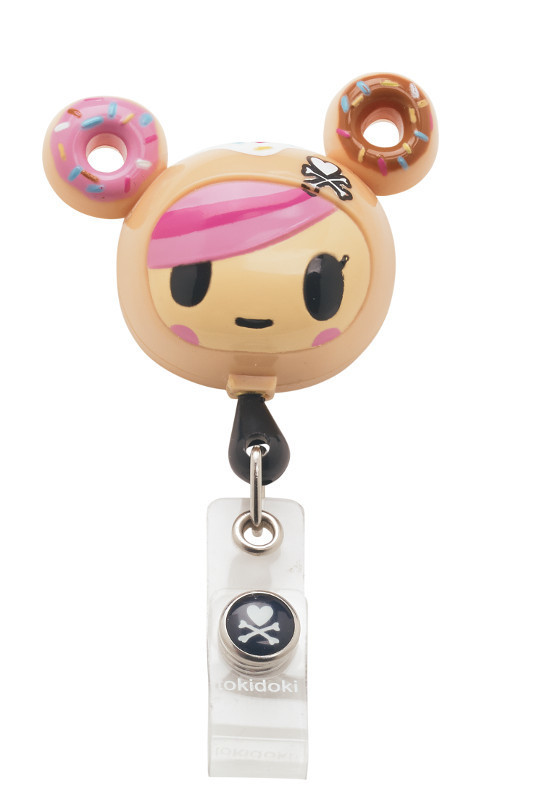 Accessori Koi Porta Badge Tokidoki Donutella