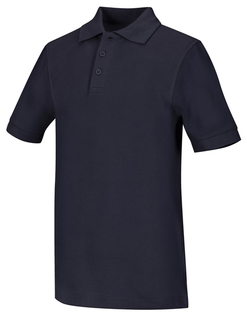 Polo Code Happy 58324 Unisex Colore Navy