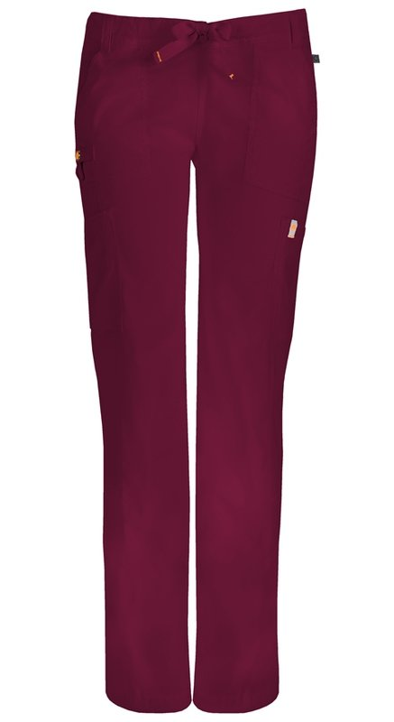 Pantalone Code Happy 46000A Donna Colore Wine - FINE SERIE