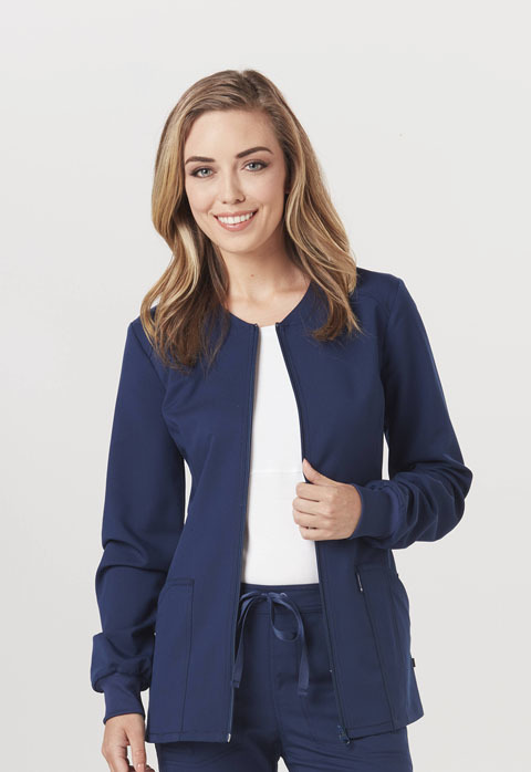 Giacca Code Happy CH312A Donna Colore Navy - FINE SERIE