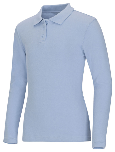 Polo Code Happy 58544 Unisex Colore Light Blue