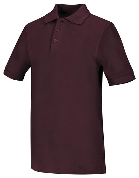 Polo Code Happy 58324 Unisex Colore Burgundy