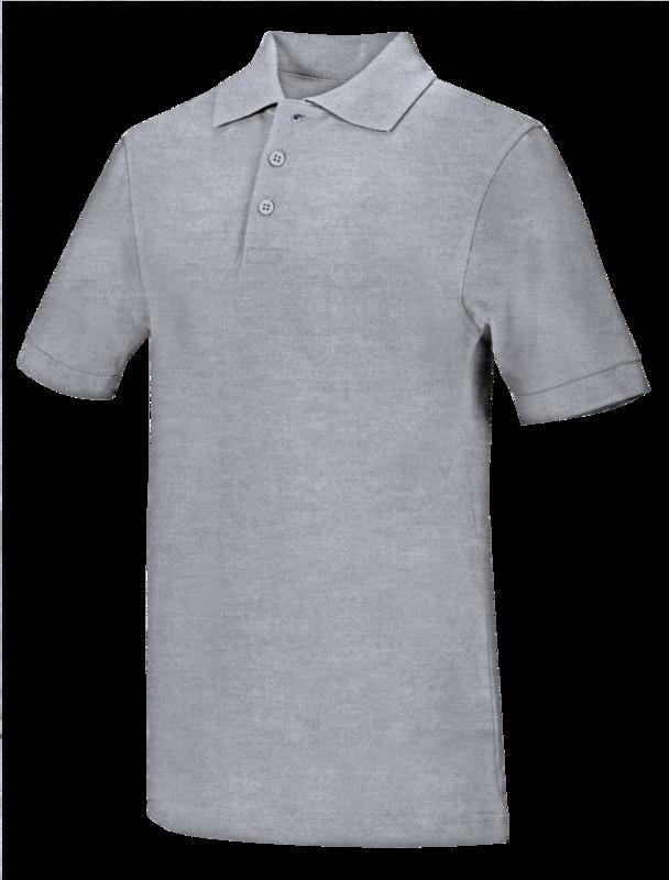 Polo Code Happy 58324 Unisex Colore Grey